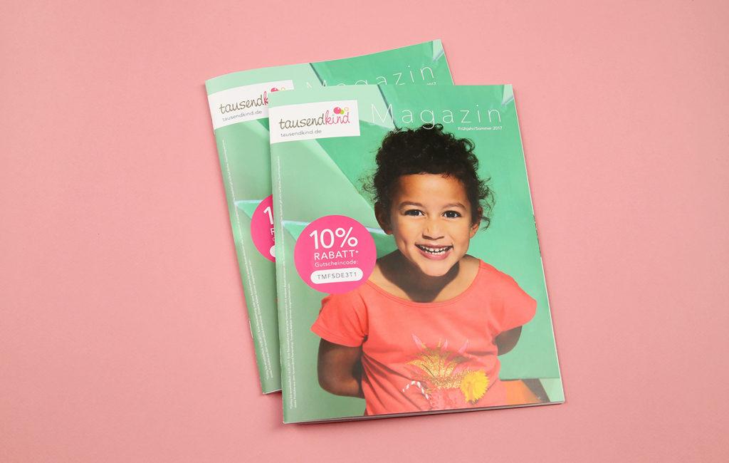 tausendkind Magazine