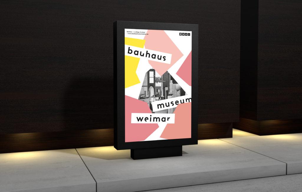 Bauhaus — an identity for a museum